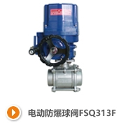 电动防爆球阀FSQ313F