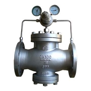不锈钢法兰空气减压阀FSYK43F-16P